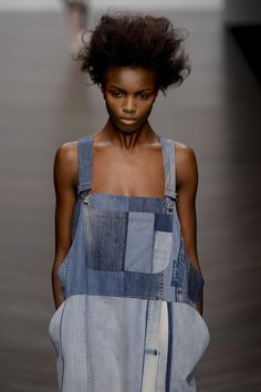 ASHISH #Denim The dungarees are on their way... watch out!! ;)