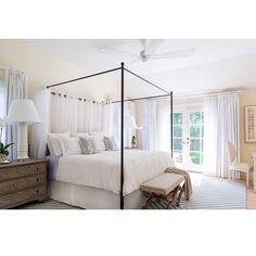 east hampton beach cottage beach style bedroom new york chango co