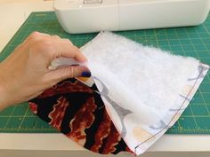 Easy and Stylish Fabric Pan Protectors : 8 Steps (with Pictures) - Instructables Making 10, Fabric Squares, New Things To Learn, Hand Sewing, Sewing Projects, Stylish, Pictures, Microwave, Crafting