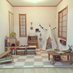 mukuさんの、Overview,ナチュラル,雑貨,和室,子ども部屋,100均,DIY,ドライフラワー,ニトリ,セリア,salut!,3Coinsについての部屋写真