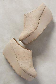 Sydney Brown Vegan Clogs. Vegan Shoes.