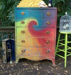 Good idea! It adds color to your room with a hippie vibe