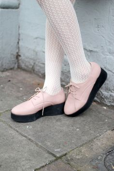 Romantic shoes<3  Styling and Photography byTHE WHITEPEPPER