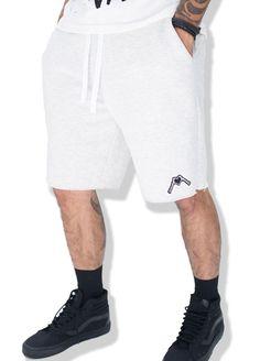 51408c101bd08 Bermuda de Moletom Masculina S2kull da QQY - Coleção masculina de inverno