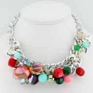 Necklace Glass Crystal