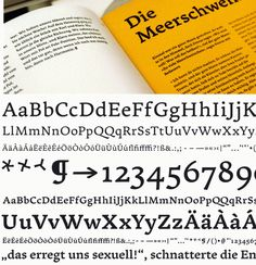 80 Beautiful Typefaces For Professional Design By Vitaly Friedman