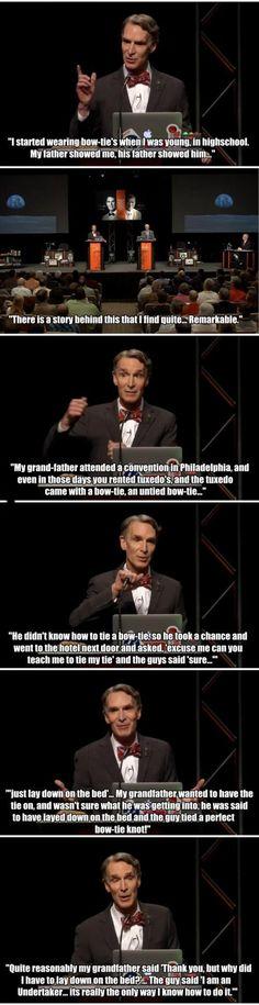 Classic Bill Nye