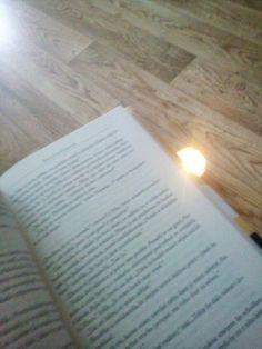 Chvilka na čtení se vždycky najde... a když to je jen chvilka tak si to chci pořádně užít... takže si zapálím svíčku, udělám si čaj, pohodlně se zachumlám do peřiny a čtu si📚📘