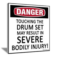 This could come in handy! #drums