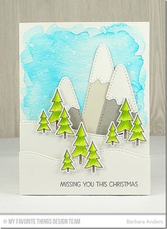 Missing You This Christmas–CTD #414