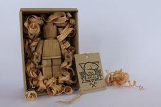 Wooden Lego – Fubiz™
