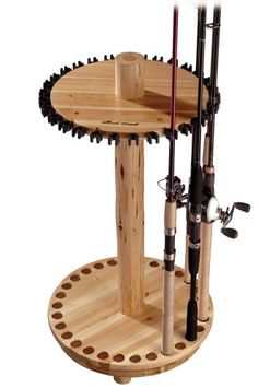 Special Offers - Rush Creek 30-Rod Spinning Rack - In stock & Free Shipping. You can save more money! Check It (March 25 2016 at 03:57PM) >> http://fishingrodsusa.net/rush-creek-30-rod-spinning-rack/