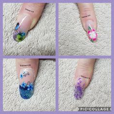 4 more designs in Arcylic , please let me know what you think 💅