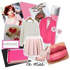 80's teen icon Molly Ringwald's fashion style.