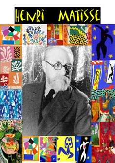 Henri Matisse's greatest works made for kids! This pack focuses on two of Matisse's best qualities, colors and shapes. Perfect for your youngsters