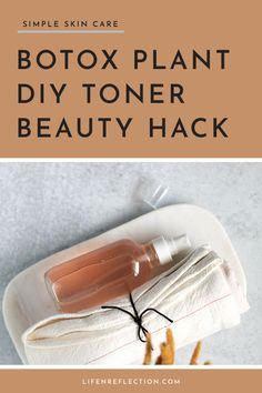 What's a hibiscus DIY toner got to do with anti-aging skin care? Everything! See for yourself with anti-aging properties in this face toner recipe. Anti Aging Moisturizer, Anti Aging Skin Care, Diy Beauty, Beauty Hacks, Homemade Toner, Toner For Face, Beauty Recipe, Hibiscus, Skin Care Tips