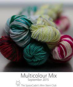 2015.09 Multicolour Mix