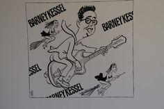 BARNEY KESSEL SELON CABU