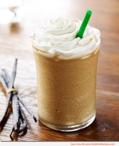 Coffee Smoothie 1 tsp instant coffee 3/4 cup milk 1 tsp vanilla extract 2 tsp sugar Ice cubes 2 tsp chocolate syrup