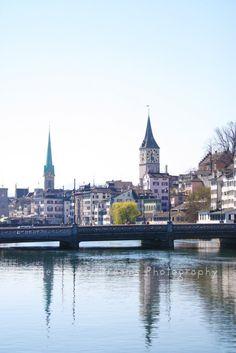 Zurich, Switzerland...with Deb and Peter