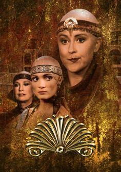 Babylon 5: Three wives