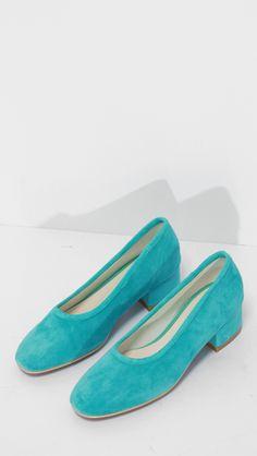 Maryam Nassir Zadeh flat heels