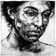 Alison Lambert, name unknown Could be cool to use monochrome images to counteract colorful imagery within a piece Portraits, Portrait Art, Life Drawing, Painting & Drawing, A Level Art, High Art, Art Themes, Beautiful Drawings, Drawing Techniques