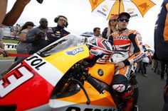 Marc Marquez says his remarkable Moto2 triumph at Valencia last year is a source of inspiration ahead of this weekend's 2013 MotoGP title decider at the Spanish track. RACER