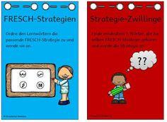 So, die ersten Stationen fürs überarbeitete Lernwörtertraining habe ich fertiggestellt. Der Wunsch FRESCH-Strategien und andere sprachkund...