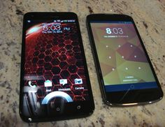Which is better? HTC Droid DNA vs. LG Nexus 4