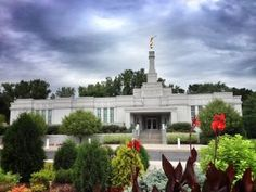 St. Paul Minnesota Temple