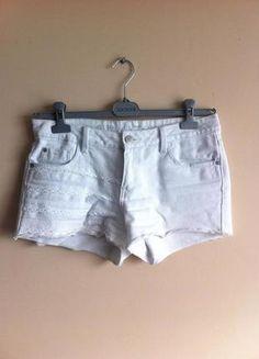Kup mój przedmiot na #Vinted http://www.vinted.pl/kobiety/szorty-rybaczki/9494196-low-waist-shorts
