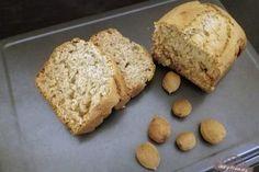 Κέικ-Breads-Brownies - Dairy-free Honey Cake, Banana Bread, Brownies, Dairy Free, Almond, Breads, Desserts, Food, Cakes