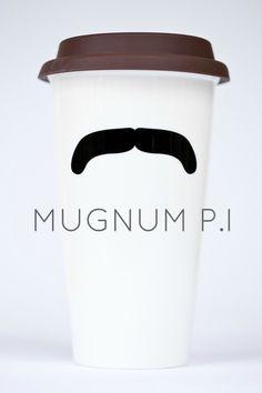 Mugnum.  #momug #coffeecup