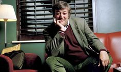 Stephen Fry's new series about language