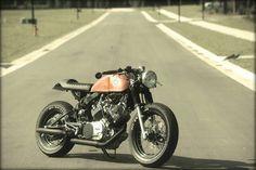 Yamaha XV750 custom