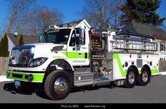 Northborough (Ma.) Engine 3 Int'l 7400 WorkStar