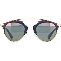 84ae8897305ad Gran éxito de las  gafas de sol de  Dior so real  eyewear Haute · Haute  CoutureLunettes De Soleil ...