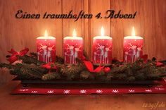 toepferlaedchen-montabaur: a beautiful advent - Feliz Natal 1609 Christmas Greeting Cards, Christmas Wishes, Kids Christmas, Merry Christmas, Third Sunday Of Advent, Christmas Scenes, Christmas Aesthetic, New Years Eve Party, Christmas Pictures