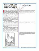 Fireworks Painting | Activity | Education.com