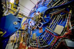 STAR takes snapshots of the primordial plasma that filled the universe microseconds after the Big Bang.