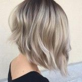 Crystal Ash Blonde Hair Color Ideas for Winter 2016 – 2017