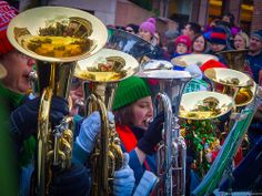 Tuba Christmas Boston 2013