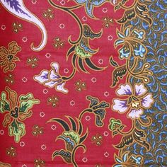 Indonesia Batik products