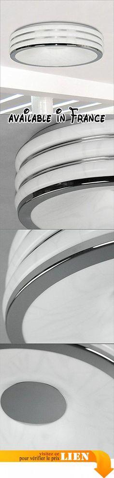 encastre de plafond VERLUX blanc, 20W, 150x150mm, 3000K Confection
