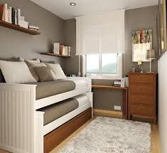 unique bedroom ideas for small rooms for bedroom design ideas for small spaces. minimalist bedroom You can find out more details at the link of the image. Bunk Beds Small Room, Beds For Small Spaces, Small Space Bedroom, Small Bedroom Designs, Small Bedrooms, Loft Beds, Twin Beds, Bunk Bed Ideas For Small Rooms, Loft Bedrooms