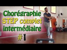 Chorégraphie step avancé #1 STEP complet français - Apprendre le step - YouTube Aerobics, Workout, Motivation, Yoga, Youtube, Sports, Training, Fitness Exercises, Ejercicio