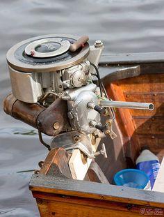 Vintage outboard- lets get on a boat ;)