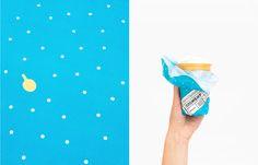 Дизайн упаковки мороженого для Парка Горького — Студия Just Be Nice