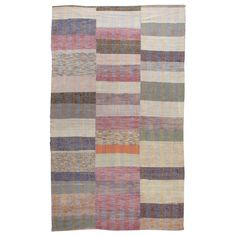 Pala Kilim in three panels | From a unique collection of antique and modern more carpets at https://www.1stdibs.com/furniture/rugs-carpets/area-rugs-carpets/